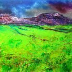 'Spring Storm' - Mixed Media - £210.00