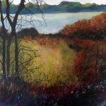 'Derwent Water' Acrylic - 600 x 900 framed £290.00